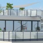Penthouse mit Dachterrasse und zusätzli...